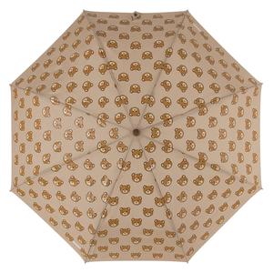 Зонт складной M 8085-OCD Teddy Heads Beige фото-2