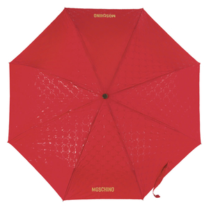Зонт складной M 8270-OCC QM All-Over Red фото-2