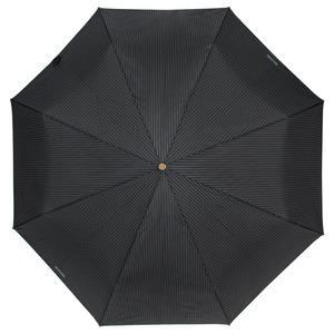Зонт складной Moschino 8509-TOPLESSA Pinstripes фото-2