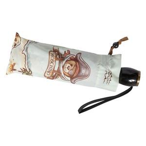 Зонт складной Moschino 8248-OCE Pirate Bear Multi фото-4
