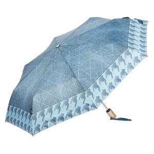 Зонт складной M&P C5873-OC Denim Dark фото-2