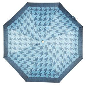 Зонт складной M&P C5873-OC Denim Pepita фото-4