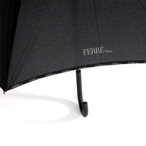 Зонт-трость Ferre 3015-LA Grande black фото-2