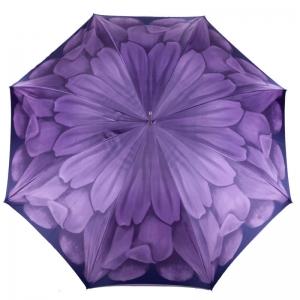 Зонт-трость Pasotti Anzi Georgin Viola Plastica фото-2