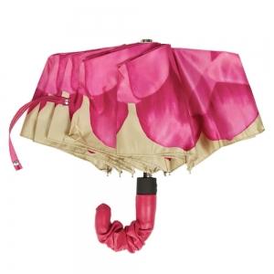 Зонт Складной Pasotti Auto Georgin Rosa Pelle фото-2