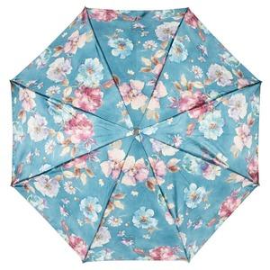 Зонт складной Pasotti Auto Tella Biruza Lux фото-3
