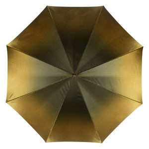 Зонт-трость Pasotti Becolore Georgin Giallo Pelle фото-3