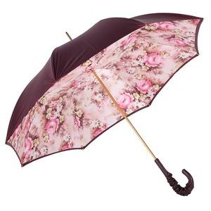 Зонт-трость Pasotti Bordo Daizy Pelle фото-3