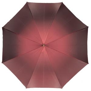 Зонт-трость Pasotti Bordo Modello Dentel Oro фото-2