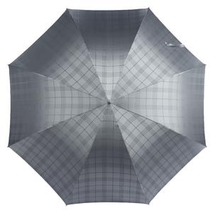 Зонт-трость Pasotti Bracco Silver Cell Grey фото-2
