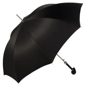 Зонт-трость Pasotti Capo Nero Oxford Black фото-3