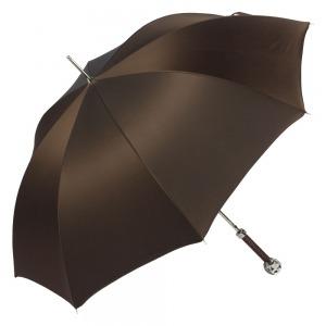 Зонт-трость Pasotti Capo Pelle Oxford Morrone фото-3