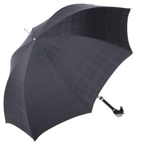 Зонт-трость Pasotti Cavallo Cell Black  фото-3