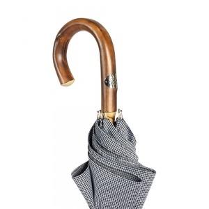 Зонт-трость Pasotti Chestnut Pepita  фото-5