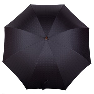 Зонт-трость Pasotti Chestnut Di Legno Strong Black фото-2