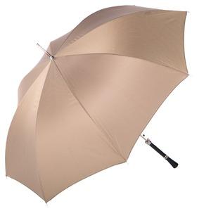 Зонт-трость Pasotti Diritto StripesL Beige фото-3