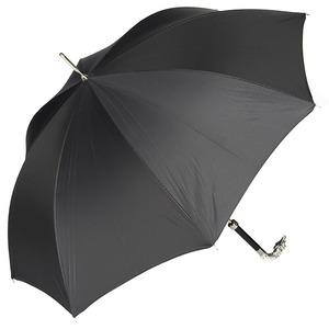 Зонт-трость Pasotti Eagle Silver Stripes S Black фото-3