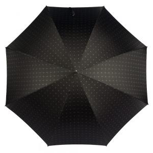 Зонт-трость Pasotti Helix Rombo Black фото-2