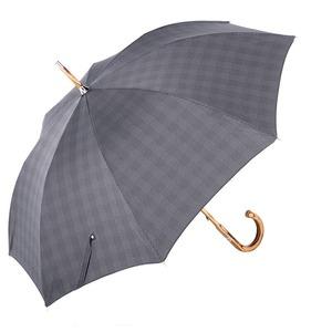 Зонт-трость Pasotti Hicory Milford Grey фото-3