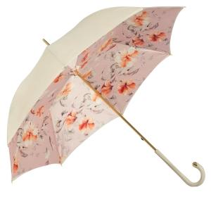 Зонт-трость Pasotti Ivory Magnolia Original фото-3