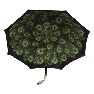 Зонт-трость Pasotti Izumrud Hawaii Lux фото-4