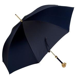 Зонт-трость Pasotti Leone Gold StripesS Dark Blu фото-3