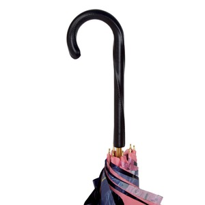 Зонт-трость Pasotti Magenta Blu Original фото-3