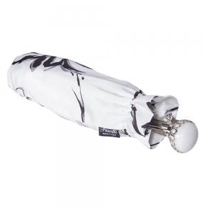 Зонт складной Pasotti Manual Aster Bianco Stone фото-4