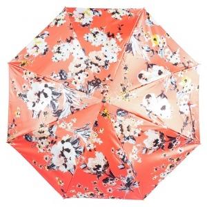 Зонт складной Pasotti Manual Ticolori Coral Pelle фото-3