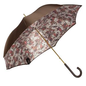 Зонт-трость Pasotti Morrone Paisley Classic фото-3