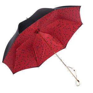 Зонт-трость Pasotti Nero Bubbles Clef фото-3
