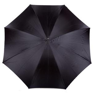 Зонт-трость Pasotti Nero Georgin Rosso Swarovski фото-2