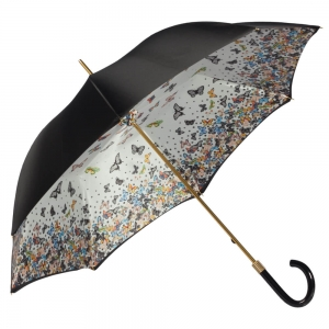 Зонт-трость Pasotti Nero Julia Plastica Picco фото-3