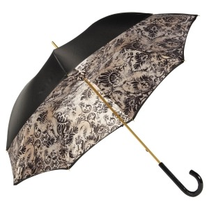 Зонт-трость Pasotti Nero Primiere Patent фото-3