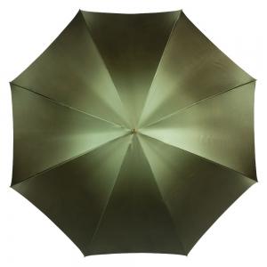 Зонт-трость Pasotti Oliva Foresta Pico Oro фото-2