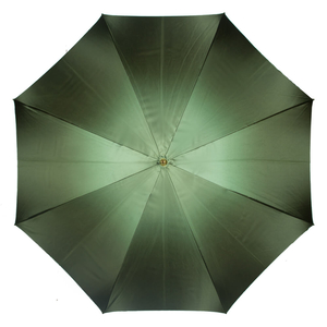 Зонт-Трость Pasotti Oliva Felce Pelle  фото-2