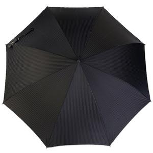 Зонт-трость Pasotti Owl Silver Codino Black фото-2
