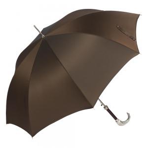 Зонт-трость Pasotti Pesce Silver Oxford Morrone фото-3
