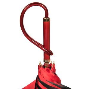 Зонт-трость Pasotti Rosso Georgin Plastica фото-3