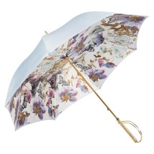 Зонт-трость Pasotti Sky Butterfly Rapira Oro фото-3