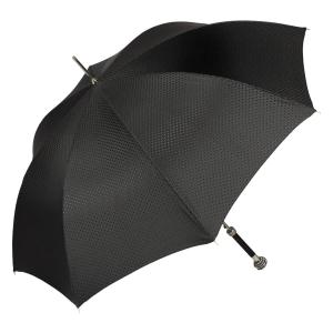 Зонт-трость Pasotti Swarovski Black Premium фото-3