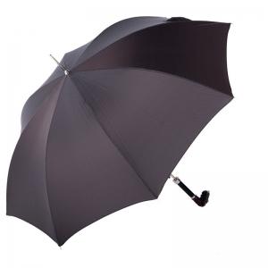 Зонт-трость Pasotti Terrier Onda Black фото-2