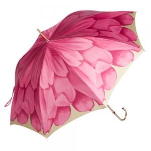Зонт-трость Pasotti Uno Gergin Rosso Oro фото-3