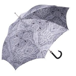 Зонт-трость Pasotti Uno Slavo Grigio фото-2