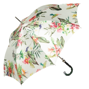 Зонт-трость Pasotti Uno Tropic Boo фото-3