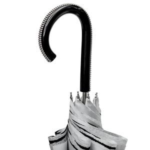 Зонт-Трость Pasotti Becolore Grigio Tiger Plastica Pico фото-3