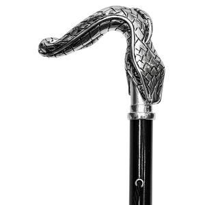 Комплект Pasotti Serpente Black Зонт и Ложка на подставке  фото-3