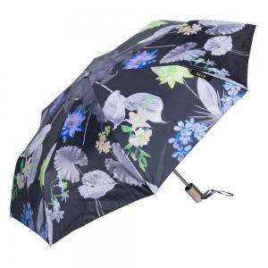 Зонт складной M&P C5863-OC Flowers Lotus фото-2