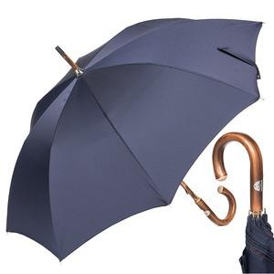 Зонт-трость Pasotti Chestnut Punto Dark Blu фото-1
