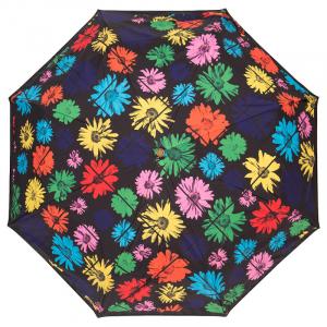 Зонт складной Moschino 8003-OCA Flowers Multi фото-3